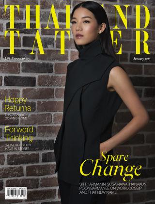 Thailand Tatler Jan2015