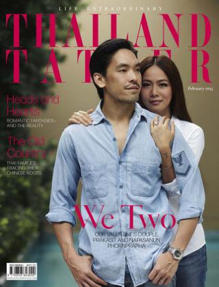 Thailand Tatler February  2015