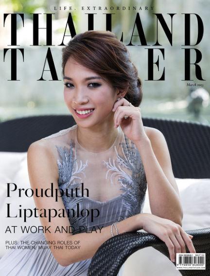Thailand Tatler March 09, 2015 00:00