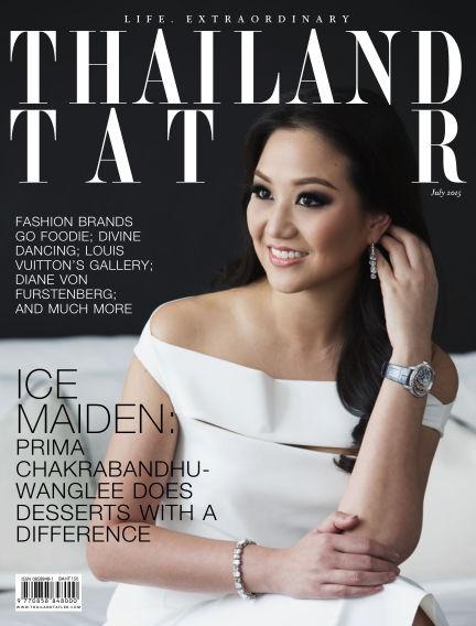 Thailand Tatler July 03, 2015 00:00