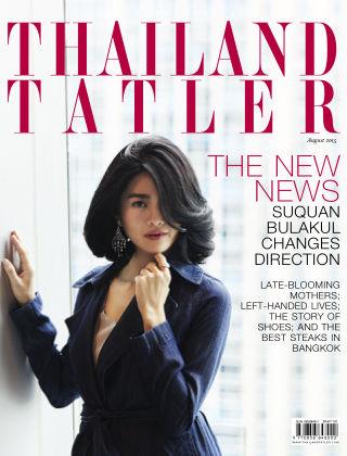 Thailand Tatler August 2015