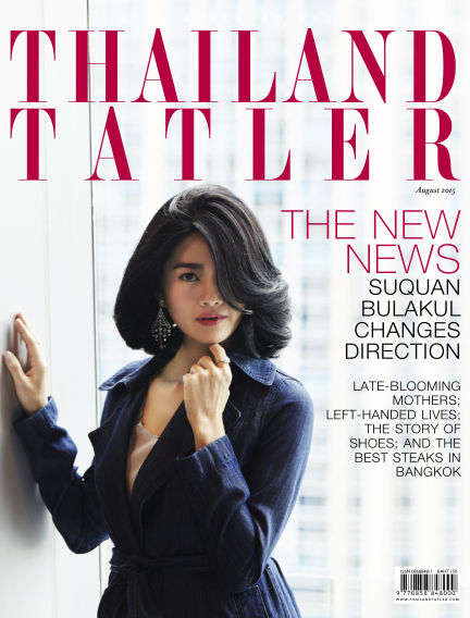 Thailand Tatler August 07, 2015 00:00