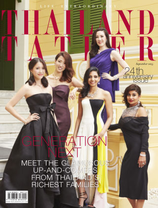 Thailand Tatler September 2015