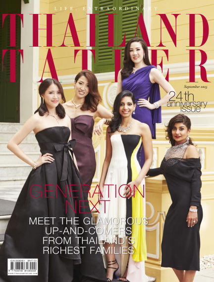 Thailand Tatler September 09, 2015 00:00