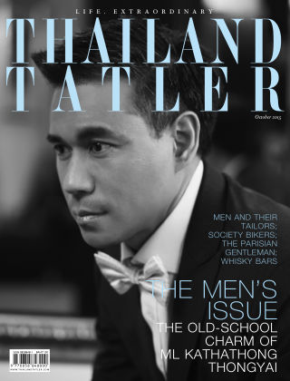 Thailand Tatler October 2015