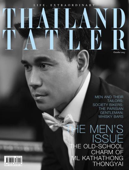 Thailand Tatler October 16, 2015 00:00