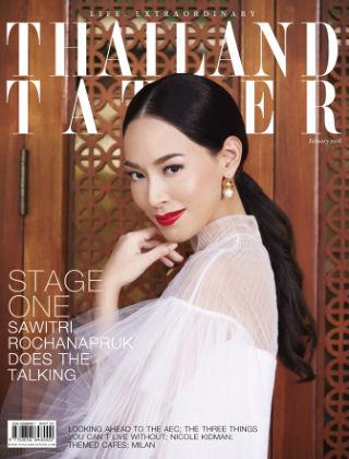 Thailand Tatler Jan 2016