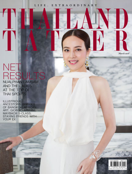 Thailand Tatler March 03, 2016 00:00