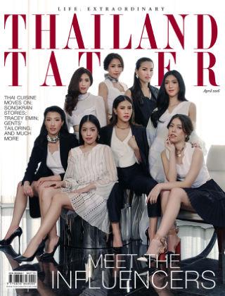 Thailand Tatler Apr 2016
