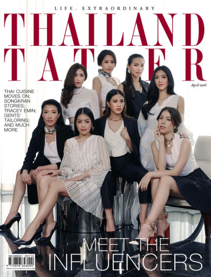 Thailand Tatler April 05, 2016 00:00