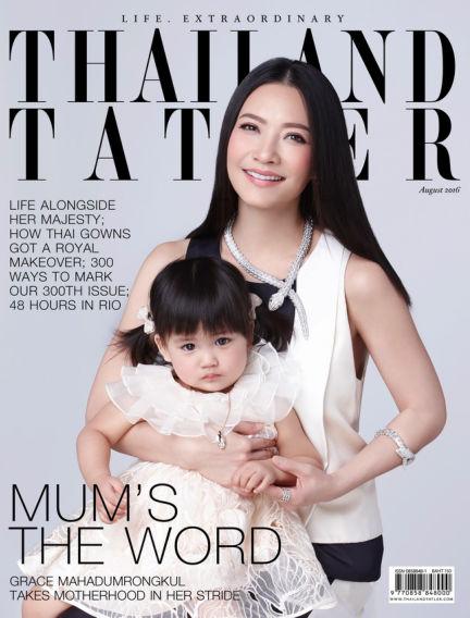Thailand Tatler August 10, 2016 00:00