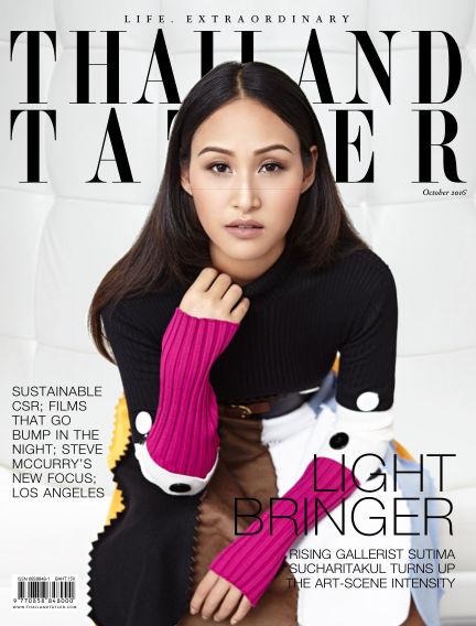 Thailand Tatler October 06, 2016 00:00