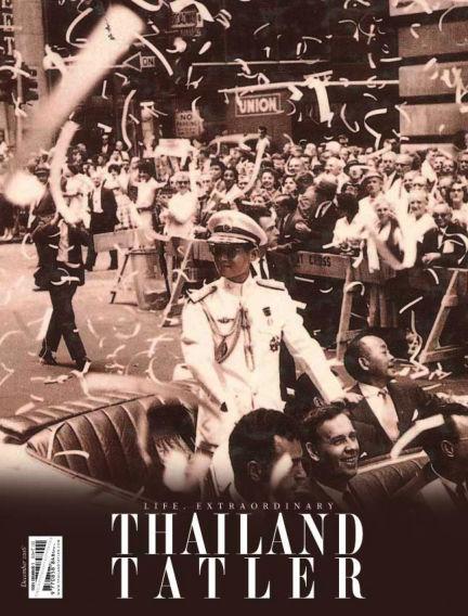 Thailand Tatler December 09, 2016 00:00