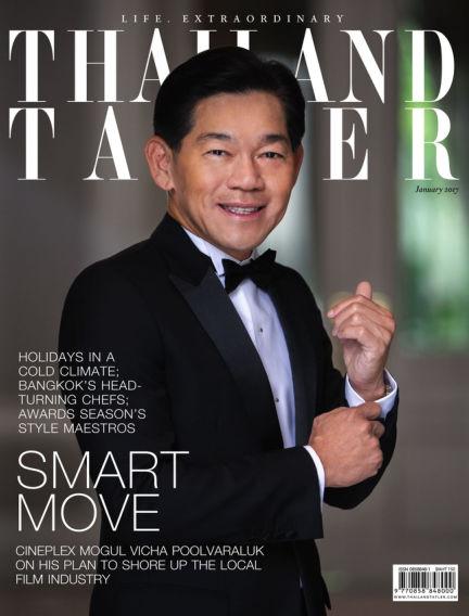 Thailand Tatler January 11, 2017 00:00