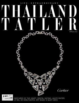 Thailand Tatler Feb 2017