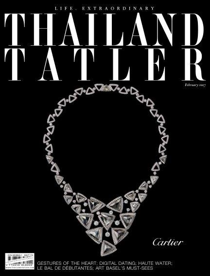 Thailand Tatler February 07, 2017 00:00