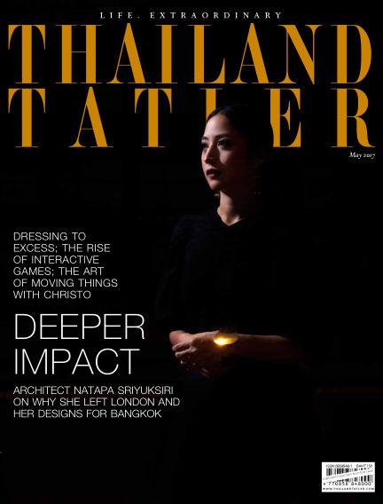Thailand Tatler May 09, 2017 00:00