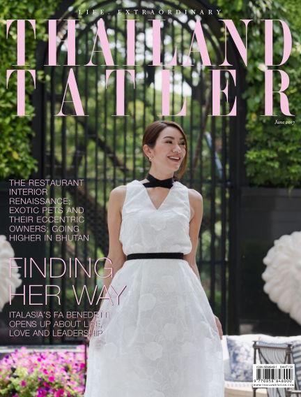 Thailand Tatler June 02, 2017 00:00