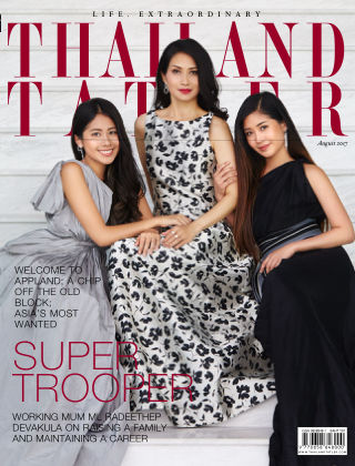 Thailand Tatler August 2017
