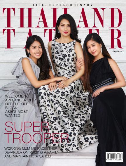 Thailand Tatler August 04, 2017 00:00