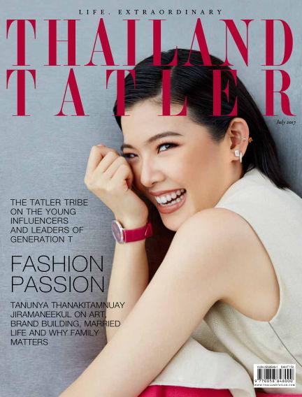 Thailand Tatler July 05, 2017 00:00