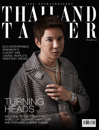 Thailand Tatler November 2017