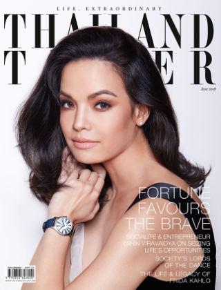Thailand Tatler Jun 2018