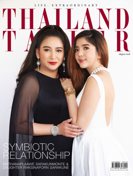 Thailand Tatler August 09, 2018 00:00