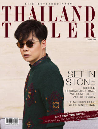 Thailand Tatler Oct 2018