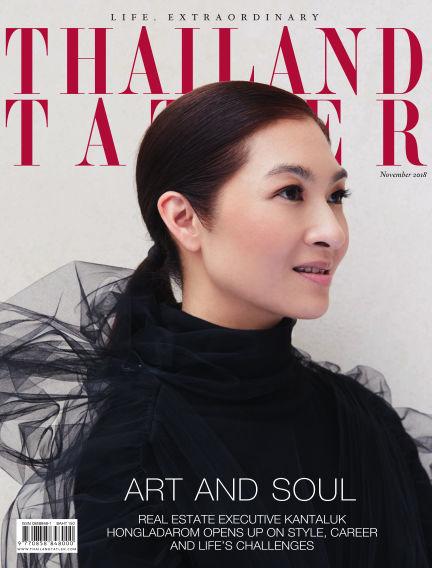 Thailand Tatler October 05, 2018 00:00