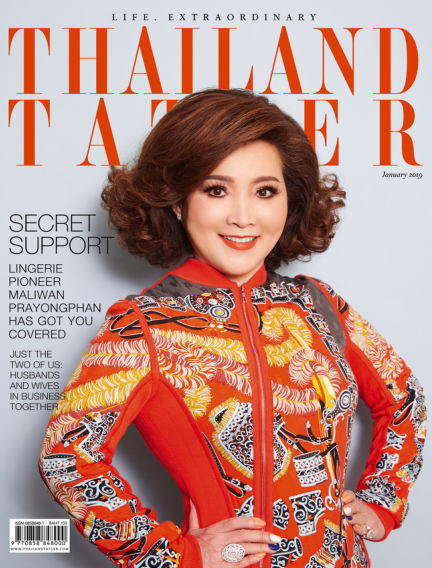 Thailand Tatler January 09, 2019 00:00