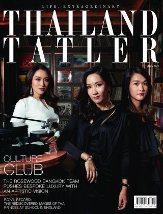 Thailand Tatler Apr 2019
