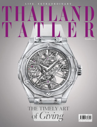 Thailand Tatler Dec 2019