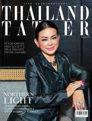 Thailand Tatler Jan 2020