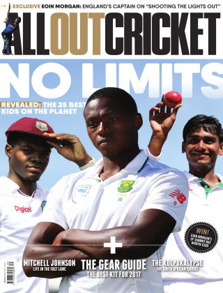 All Out Cricket Issue 148