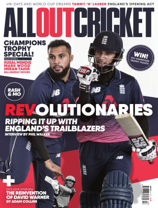 All Out Cricket Issue 153