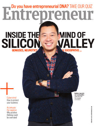 Entrepreneur February 2015