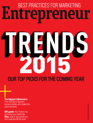 Entrepreneur December 2014