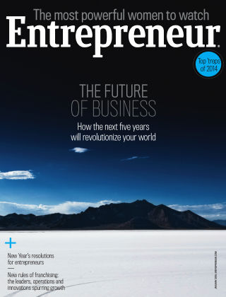 Entrepreneur January 2015