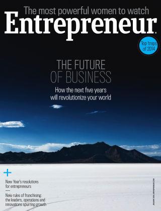Entrepreneur January 2015