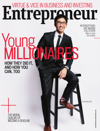 Entrepreneur September 2014