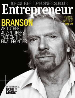 Entrepreneur October 2014