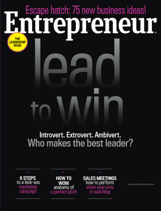 Entrepreneur March 2015