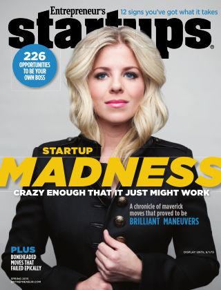 Entrepreneur Spring 2015