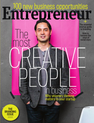 Entrepreneur April 2015