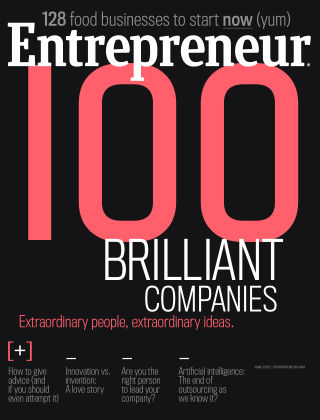 Entrepreneur June 2015