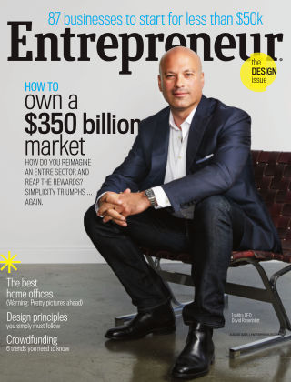 Entrepreneur August 2015