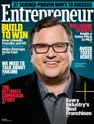 Entrepreneur May 2017