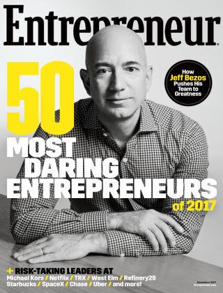 Entrepreneur Nov 2017