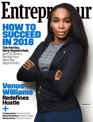 Entrepreneur Dec 2017
